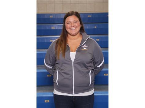 Varsity Coach Stephanie Phillips