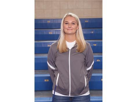JV Coach Jennifer McGowan