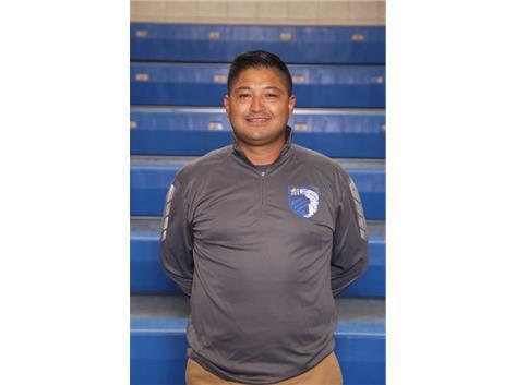 Asst Coach Gerardo Ruiz