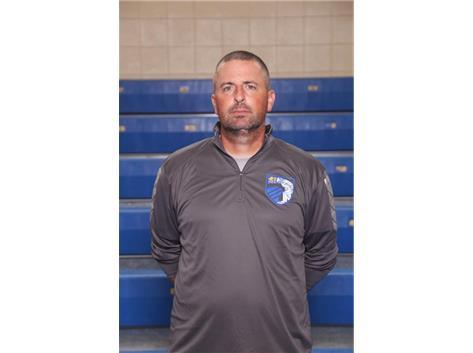 Freshman Coach Jeff Corcoran