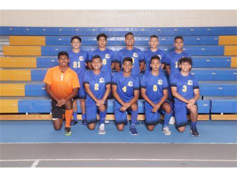 2018 Boys Soccer Seniors