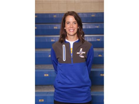 Varsity Coach Vivian Pritz