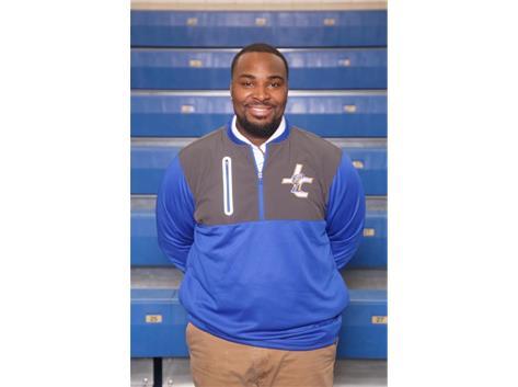 Asst Freshman Coach Kevin Woods