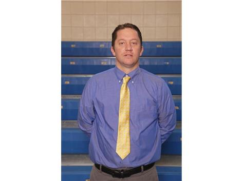 Asst Varsity Coach Greg Smith