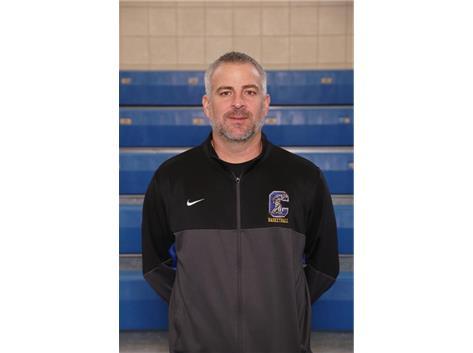 Freshman Coach Dan Wikert