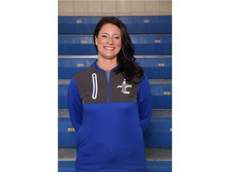 Asst Varsity Coach Danielle Corcoran