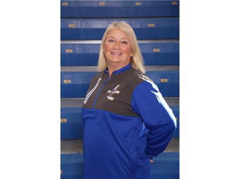 Freshman Coach Sue Reilly