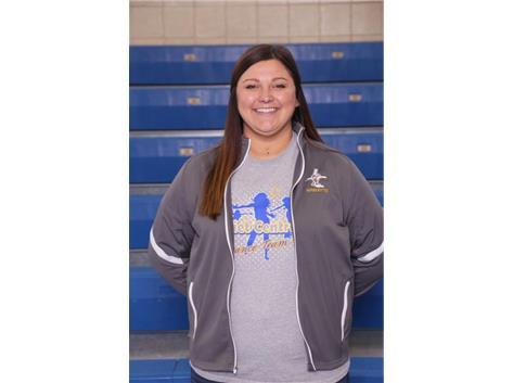 Head Coach Stephanie Phillips