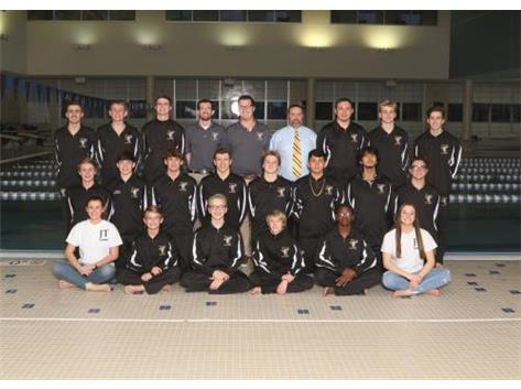 2018-19 Joliet Central Varsity Boys Swimming