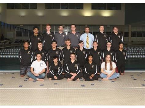 2018-19 Joliet Central JV Boys Swimming