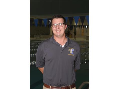 Varsity Coach Cameron Barnish