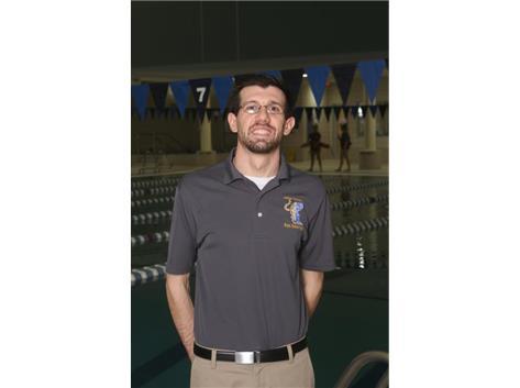 JV Coach Nick Koenig