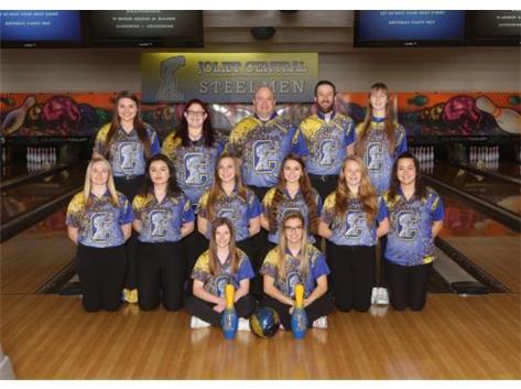 2018-19 Varsity Girls Bowling