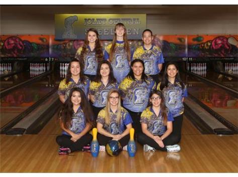 2018-19 Girls Bowling Seniors