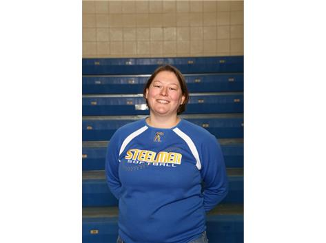 Head Coach Corinne Zimmerman