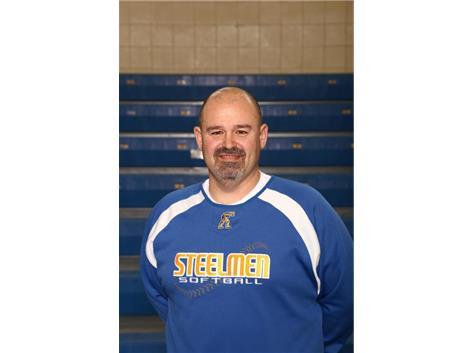 Asst Varsity Coach Brian Rande