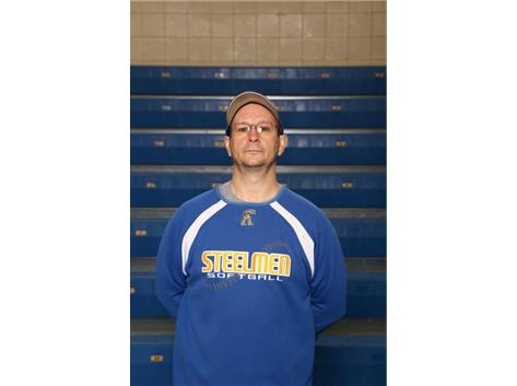 JV Coach Mark Chambers