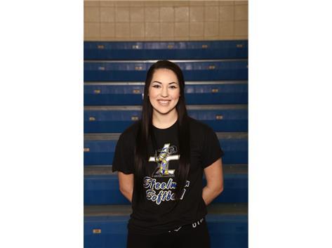 Asst JV Coach Shelby Fischer