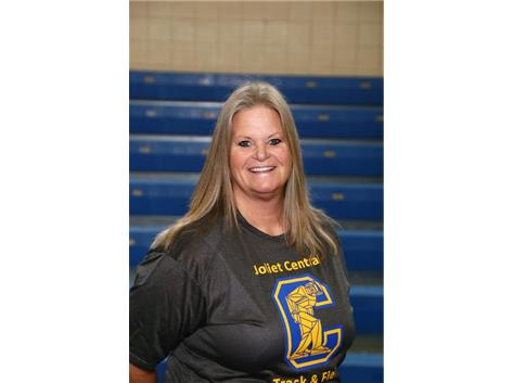 Head Coach Michelle Vanderhyden