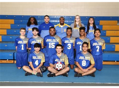 2019 JV Boys Volleyball