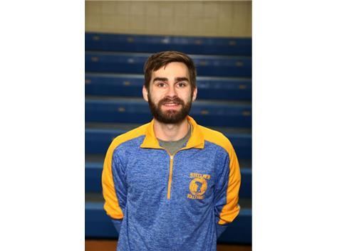 Asst Varsity Coach Noah Slowik