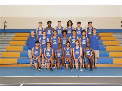 2019 Varsity Boys Cross Country