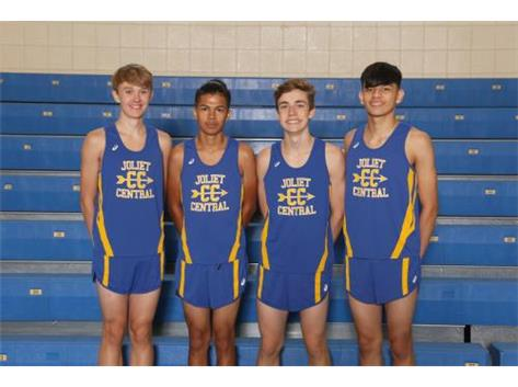 2019 Boys Cross Country Seniors
