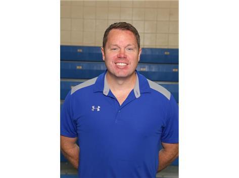 Varsity Coach Neal Brockett