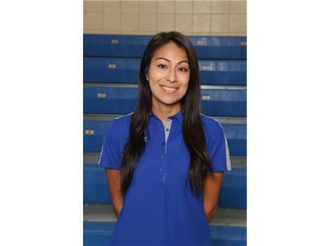 Asst Coach Andrea Pacheco
