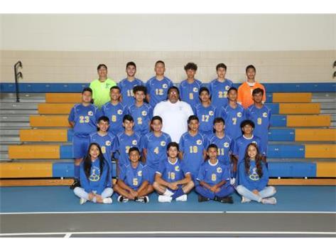 2019 JV Boys Soccer