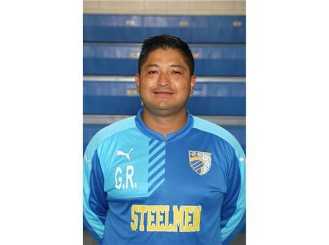 Asst Varsity Coach Gerardo Ruiz
