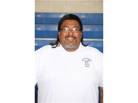 JV Coach Artemio Hernandez