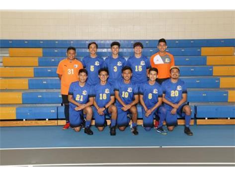2019 Boys Soccer Seniors