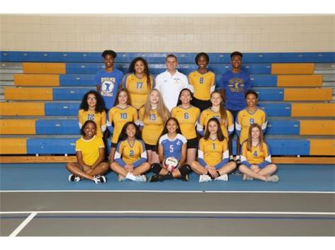 2019 JV Girls Volleyball