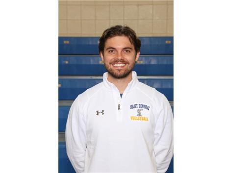 Asst Varsity Coach Patrick O'Neill