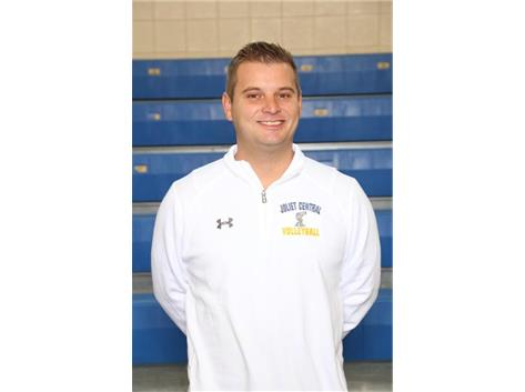 JV Coach Kevin O'Connell
