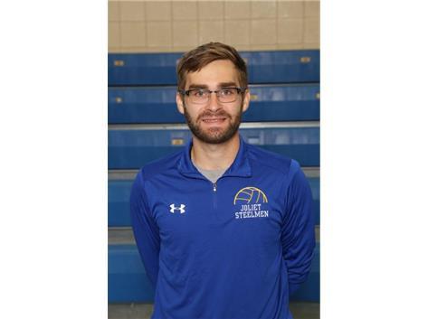Asst Freshman Coach Noah Slowik