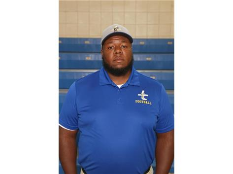 Varsity Head Coach Fred Gandy