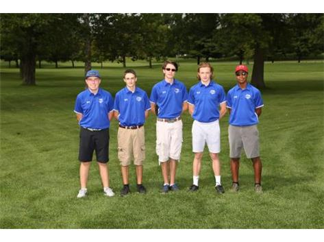 2019 Boys Golf Seniors