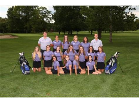 2019 Girls Golf