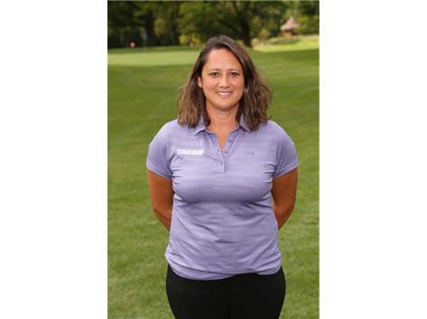 JV Coach Natalie O'Connell
