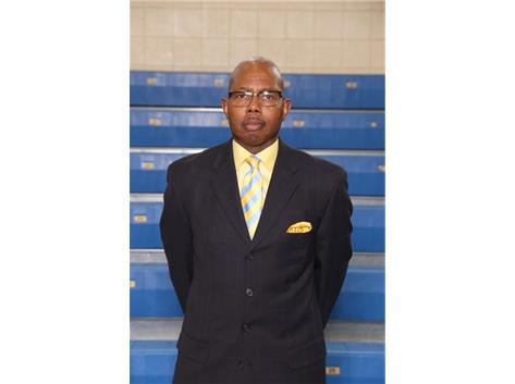 Varsity Coach Lawrence Thompson Jr