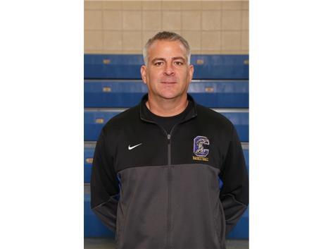 Sophomore Coach Dan Wikert
