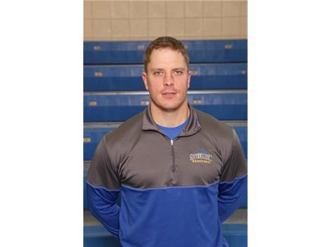 Freshman Coach Britt Charley