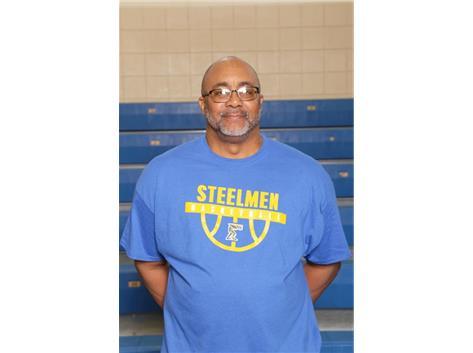 JV Coach Barney Mines