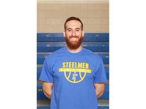 Freshman Coach Jonathan Rashid