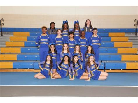 2019-20 Varsity Competitive Cheer