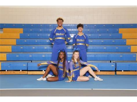 2019-20 Competitive Cheer Seniors