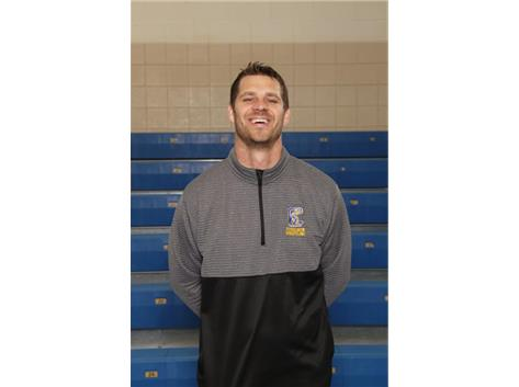 Varsity Coach Pat McGovern