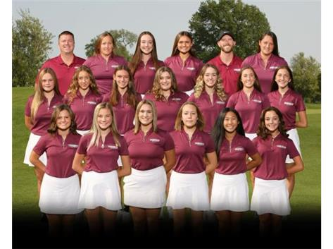 2020 Varsity/JV Girls Golf